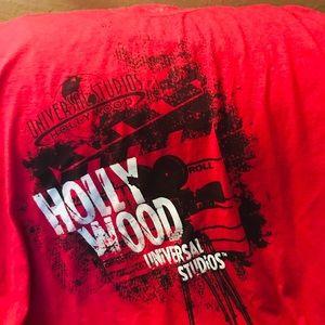 Men's 2xl universal studios shirt